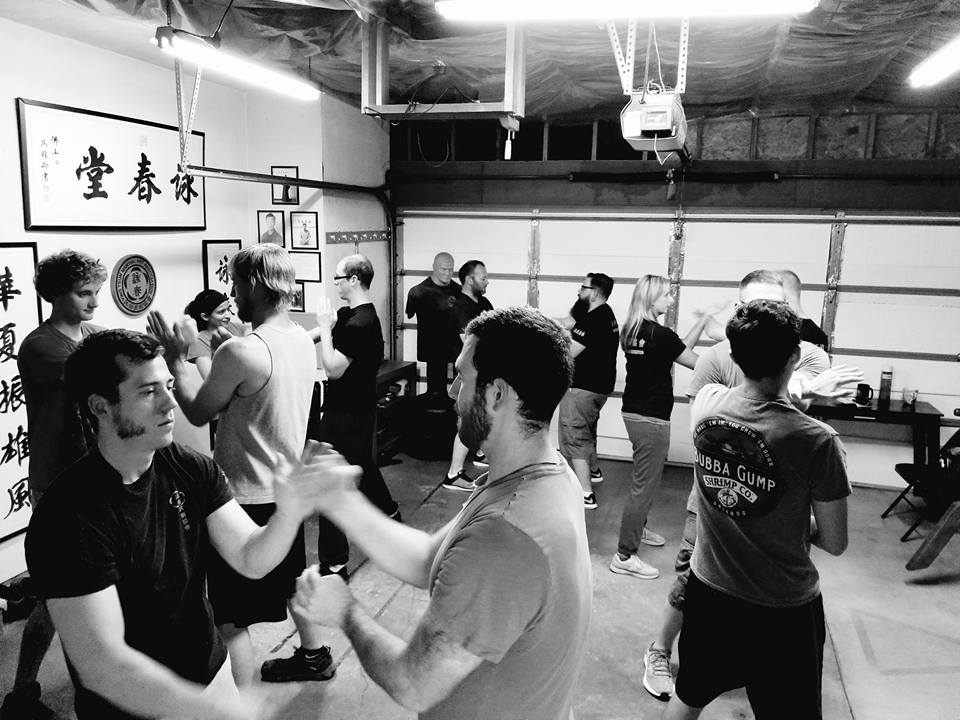 chris kellner wing chun