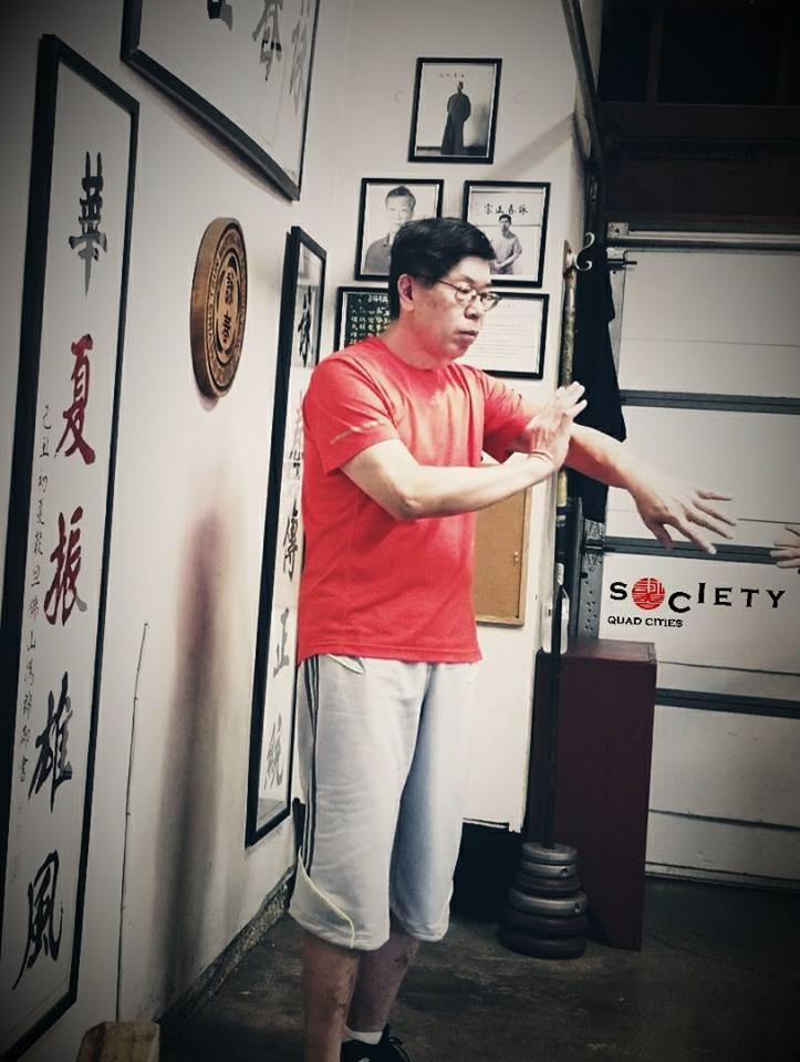 Eric Li Wing Chun